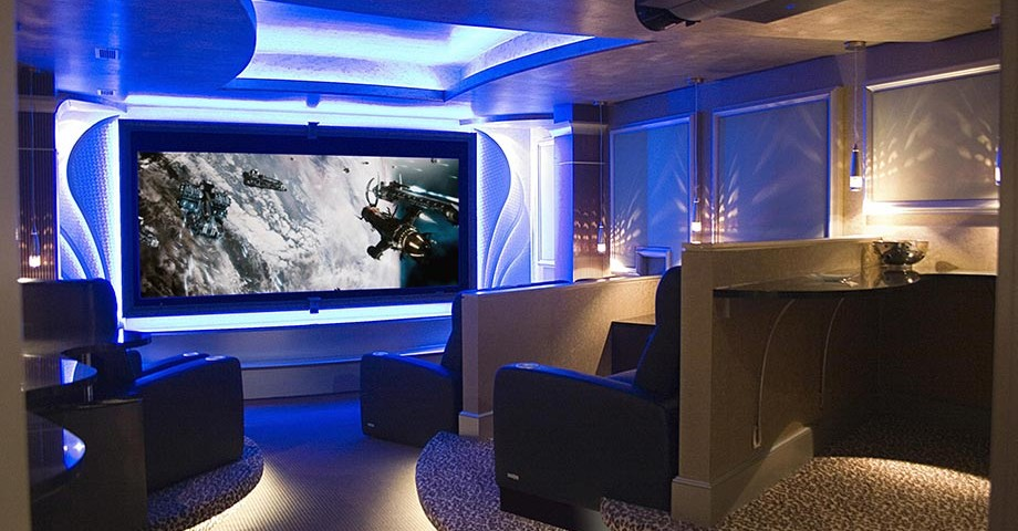 What's the Best Lighting for Your Home Theater? - Automation
