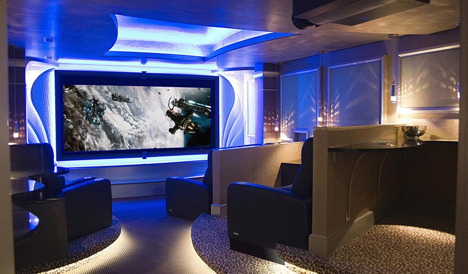 Best Lighting For Your Home Theater